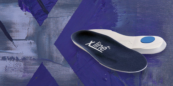 New X-Line Stock Foot Orthoses