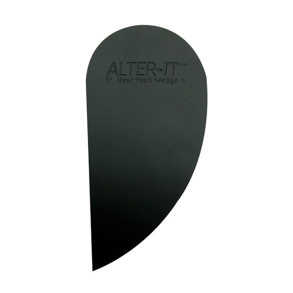 Alter-it Rearfoot Wedge 5 degree