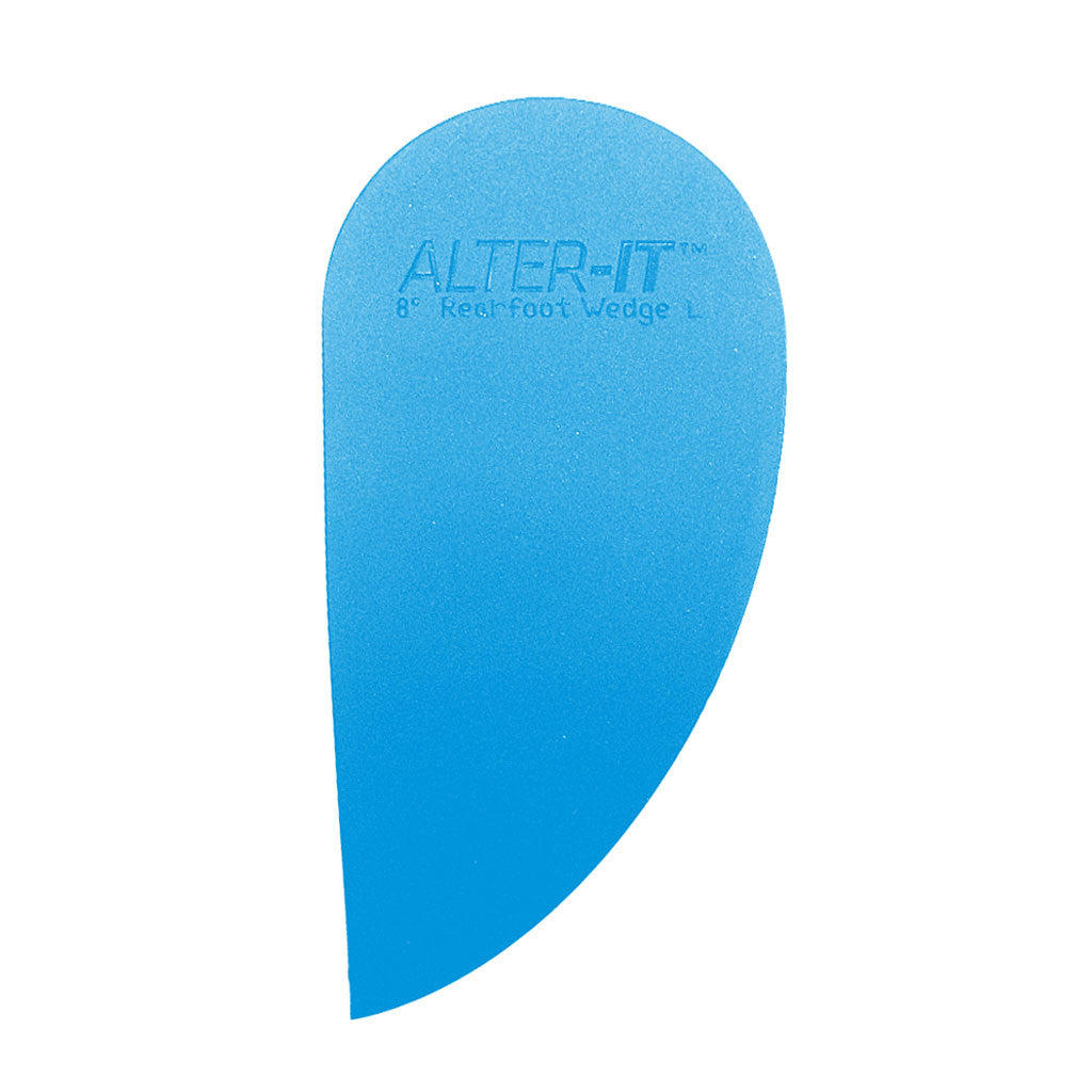 Alter-it Rearfoot Wedge 8 degree