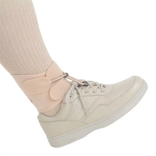 Boxia Drop Foot AFO Beige