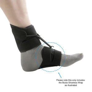 Boxia Shoeless Wrap