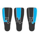 DARCO Puzzle Insole Combinations