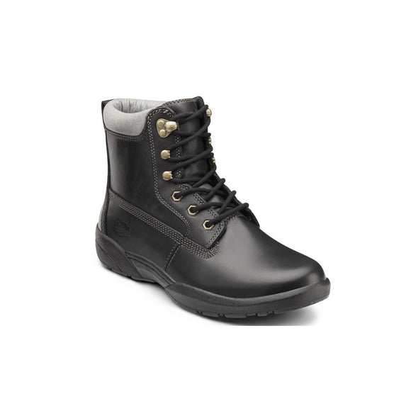 Dr. Comfort Protector Boot | Men's | Black