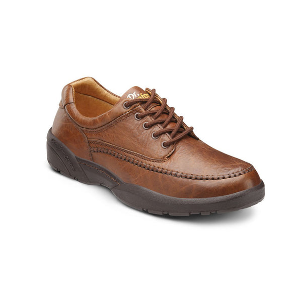 Dr. Comfort Stallion | Men's | Chestnut