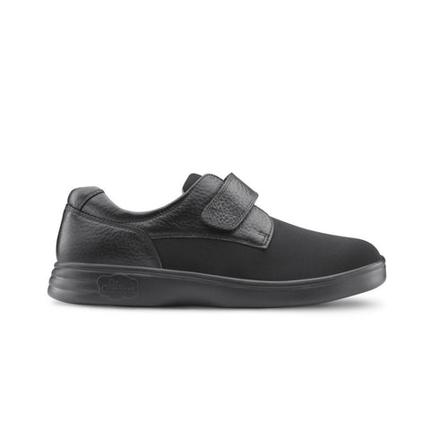 Dr Comfort Annie-X Black Outside