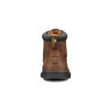 Dr Comfort Boss Boot Chestnut Back