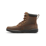 Dr Comfort Boss Boot Chestnut Inside