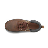 Dr Comfort Boss Boot Chestnut Top