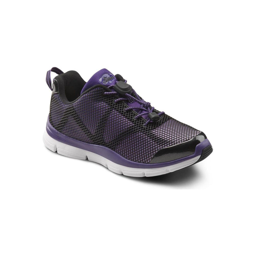 Dr Comfort Katy Purple