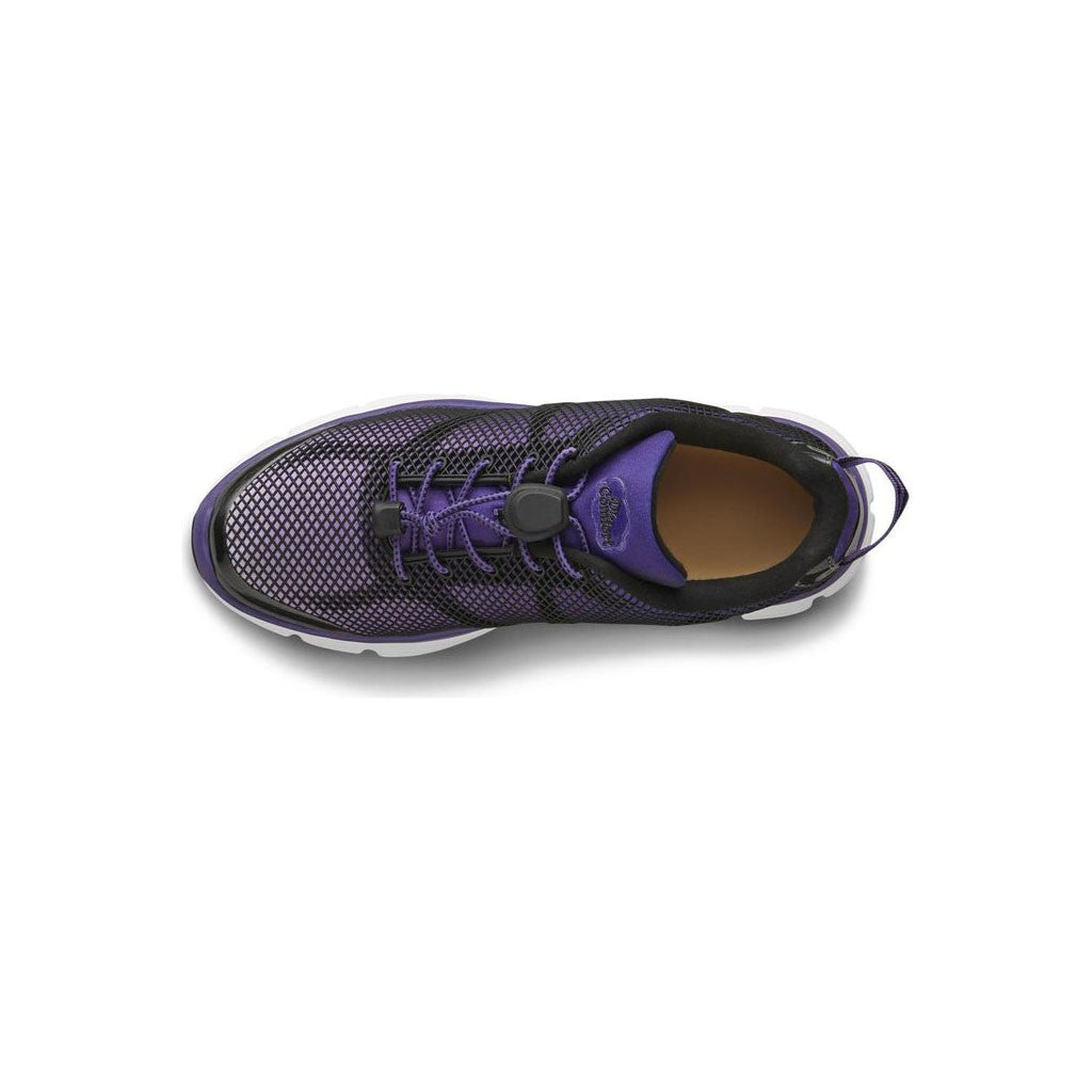 Dr Comfort Katy Purple Top