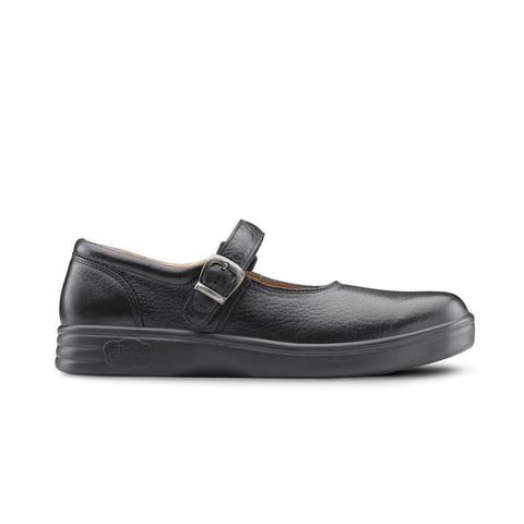 Dr Comfort Merry-Jane Black Outside