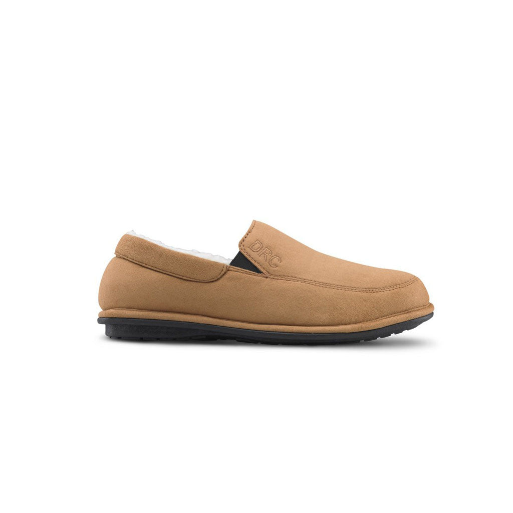 Dr Comfort Relax Slipper Camel Outside