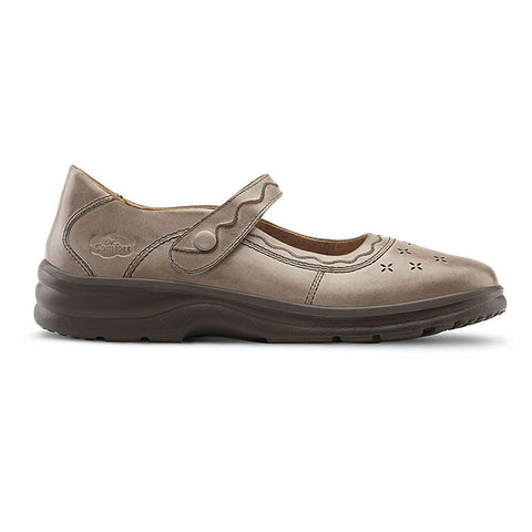 Dr Comfort Sunshine | Ladies | Light Brown | Outside