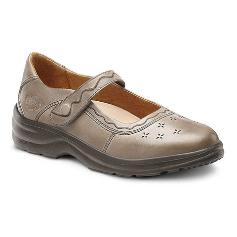 Dr Comfort Sunshine | Ladies | Light Brown
