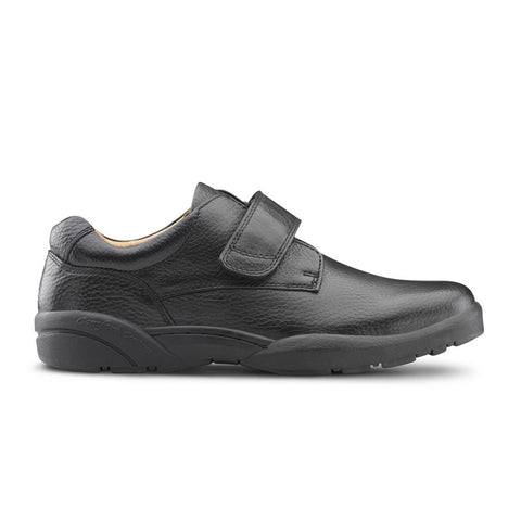 Dr Comfort William-X Black Outside