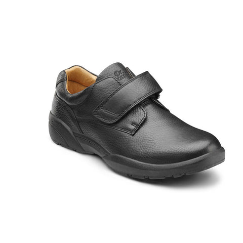 Dr Comfort William-X Black