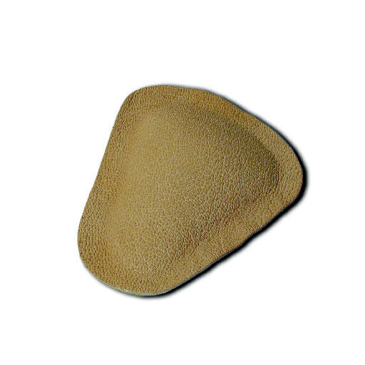Leather Covered Self Adhesive Metatarsal Dome Pad