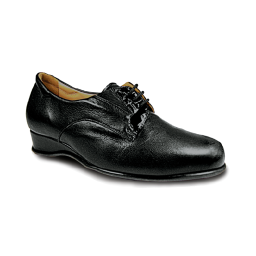 Podartis Siena Ladies Black Shoe