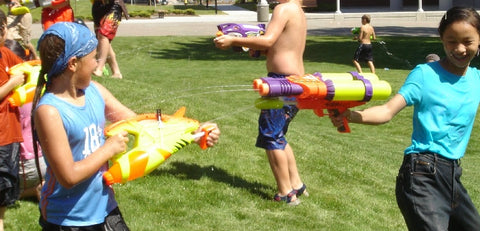 Home Water War