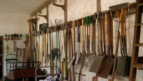 How To Store Gardening Tools To Get The Most Out Of Your