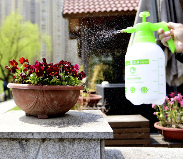 Planted Perfect Pump Pressure Garden Sprayer - Planted Perfect
