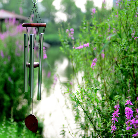 "22"" Beautifully Crafted Wind Chimes - Planted Perfect"