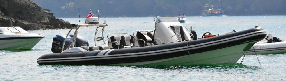 HAND CRAFTED BOATS FOR OVER 30 YEARS - CUSTOMER IN FOCUS COBRA RIBS