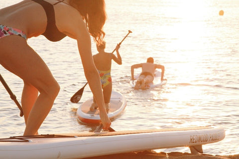FOR STAND UP PADDLE BOARDS