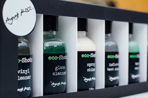 ECO-SHOTZ™ - ECO FRIENDLY BOAT CLEANERS THAT WORK!