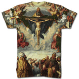 Adoration all over print t shirt - Inct Apparel - 2