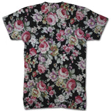 Fresh floral all over print t shirt - Inct Apparel - 2