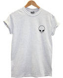 Alien Logo T Shirt - Inct Apparel - 3