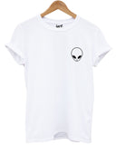Alien Logo T Shirt - Inct Apparel - 1
