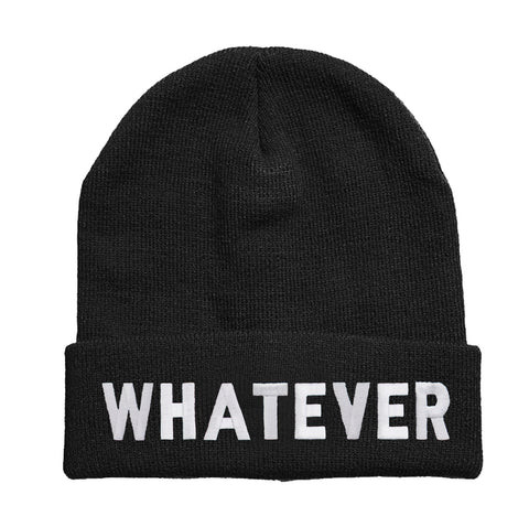 Whatever beanie hat - Inct Apparel