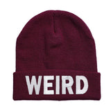 Weird beanie Hat - Inct Apparel - 1