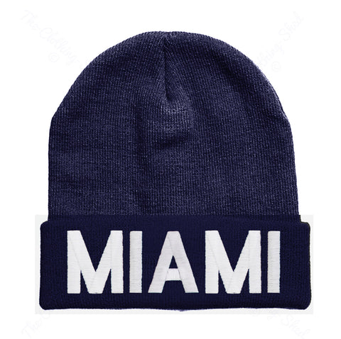 Miami beanie Hat - Inct Apparel - 1