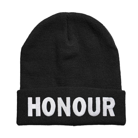 Honour Beanie Hat - Inct Apparel - 1