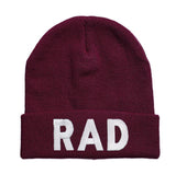 Rad beanie Hat - Inct Apparel - 1