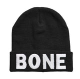 Bone Beanie Hat - Inct Apparel - 1