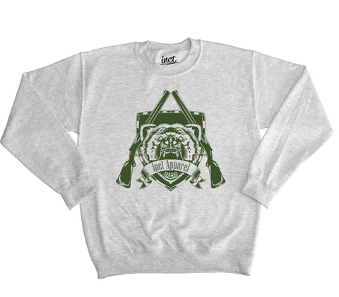 Bear Gun Sweater - Inct Apparel