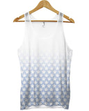 Blue Star All Over Vest - Inct Apparel - 1