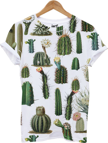 Cactus All Over T Shirt - Inct Apparel