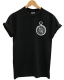 Compass Logo T Shirt - Inct Apparel - 2