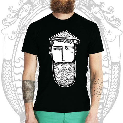 CBB Tee -  Cool Beard Bro Co. - Inct Apparel