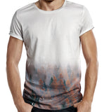 Distinkt Youth Rusty Forest T shirt - Inct Apparel - 2