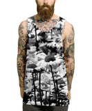 Daisy All Over Vest - Inct Apparel - 2
