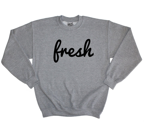 Fresh Sweater - Inct Apparel