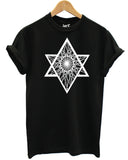 Geometric Star T Shirt - Inct Apparel - 2