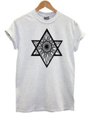 Geometric Star T Shirt - Inct Apparel - 1