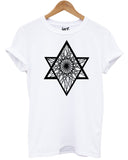 Geometric Star T Shirt - Inct Apparel - 4